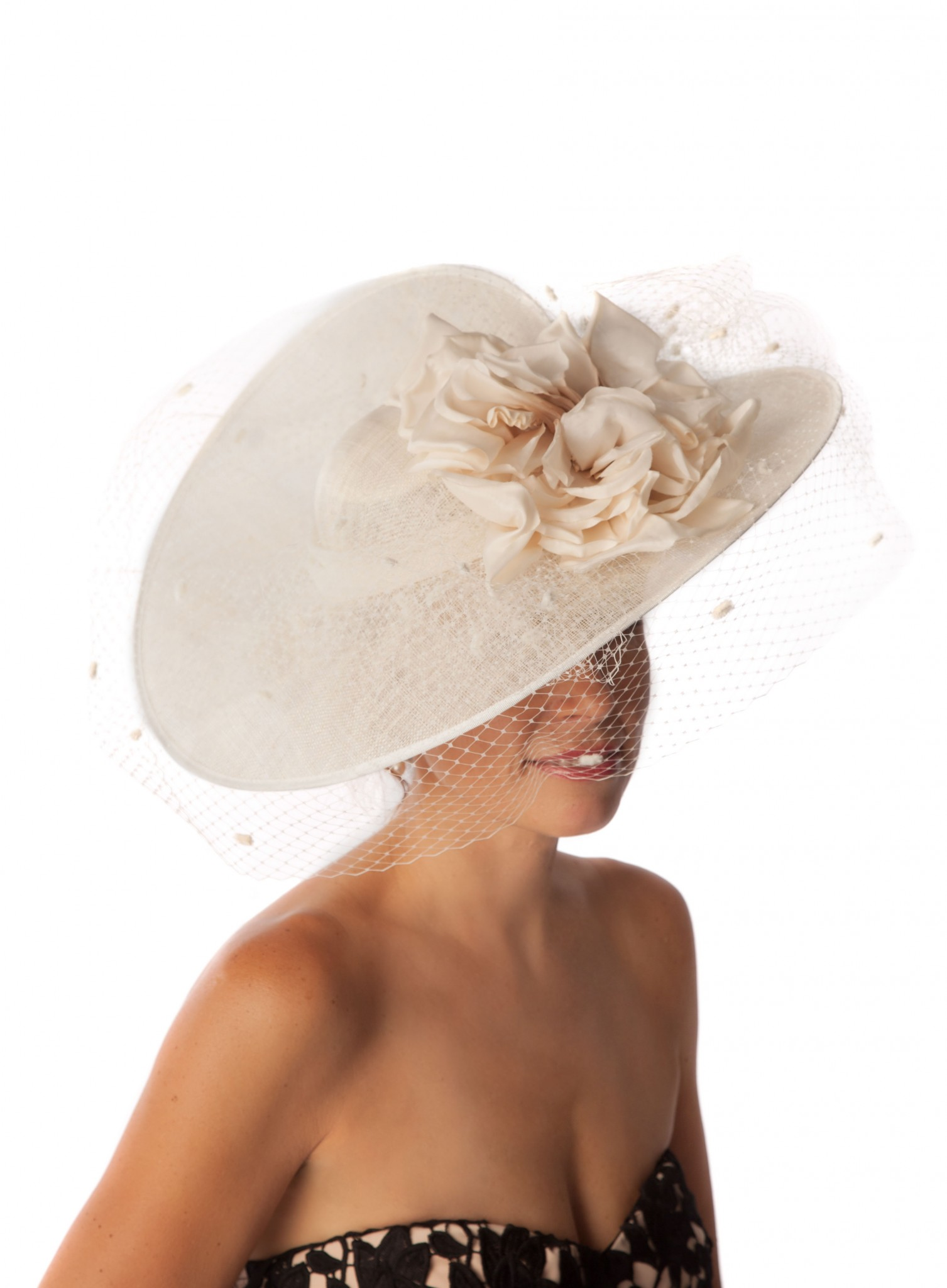 146368199168d Snoxell Gwyther - Occasion Hats (Ivory) - Occasion Hats | Wedding Hats