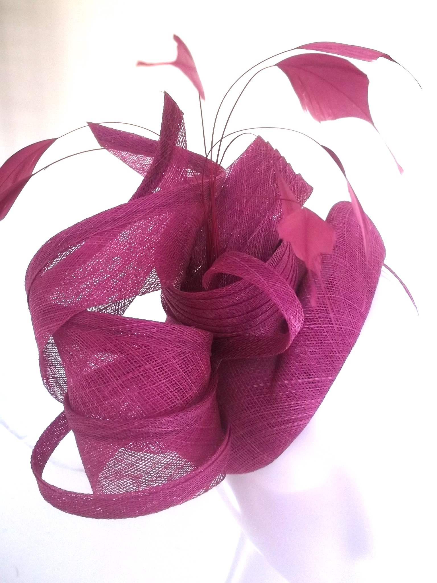 Snoxell Gwyther - Fascinator (Magenta) - Fascinators  b1a976d7fd3