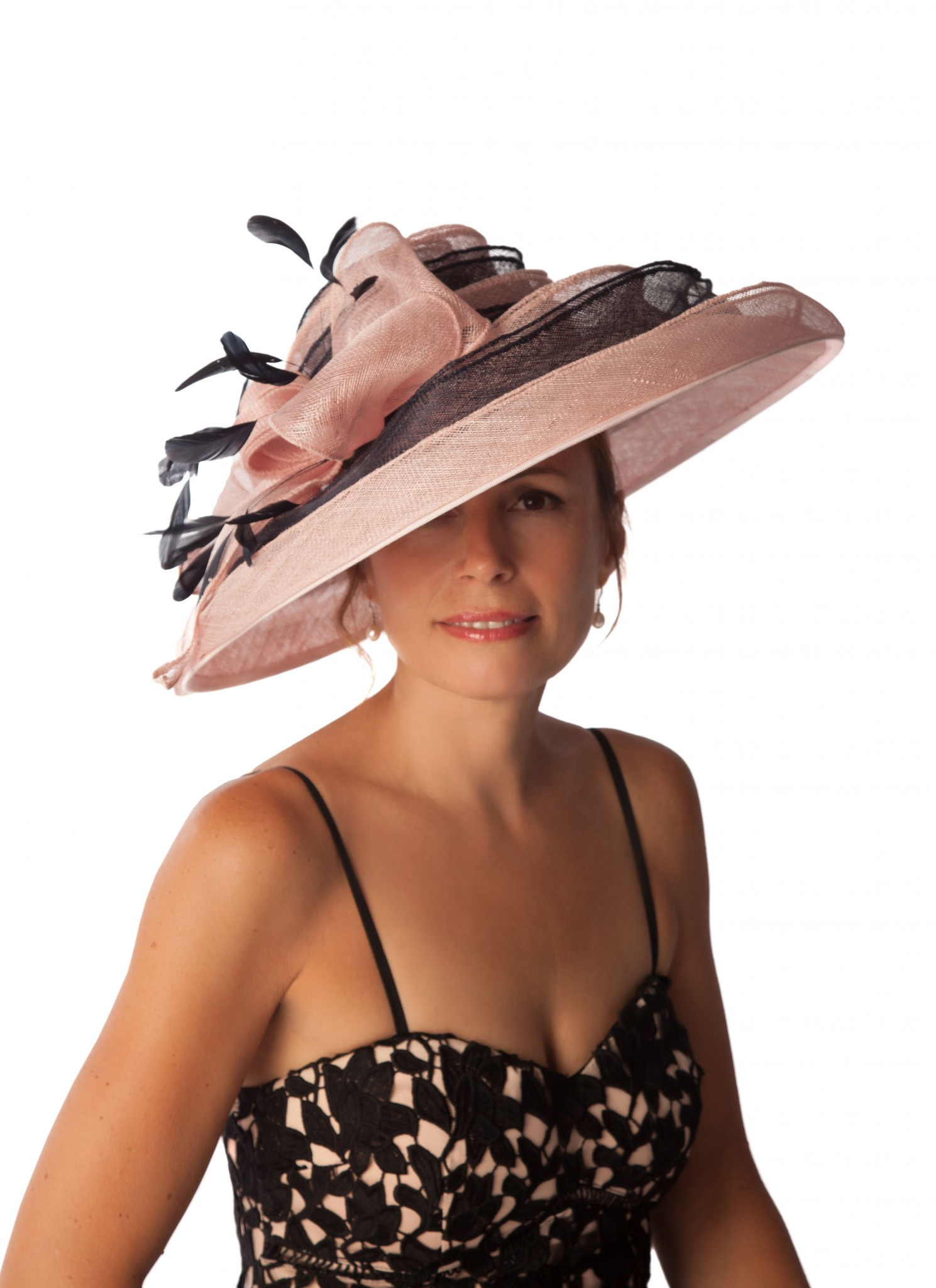 Snoxell Gwyther - Occasion Hats (Rose navy) - Occasion Hats ... 08ea5c57fe9